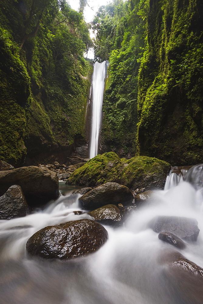 Casaroro Falls, Valencia, Dumaguete, Cebu, The Visayas, Philippines, Southeast Asia, Asia