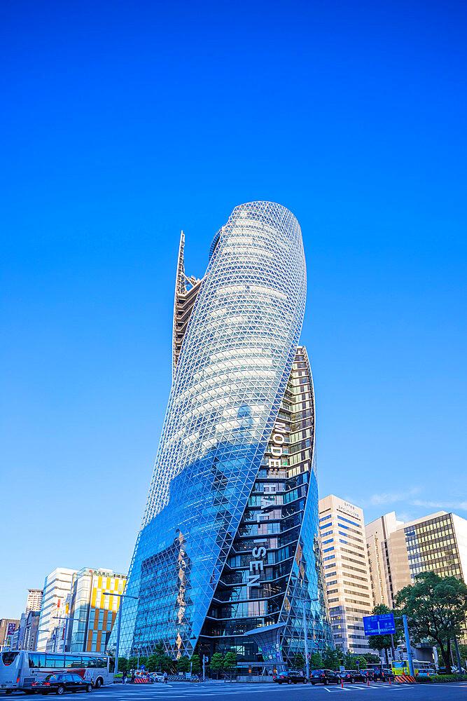 Japan, Honshu, Aichi prefecture, Nagoya city, Mode gakuen building