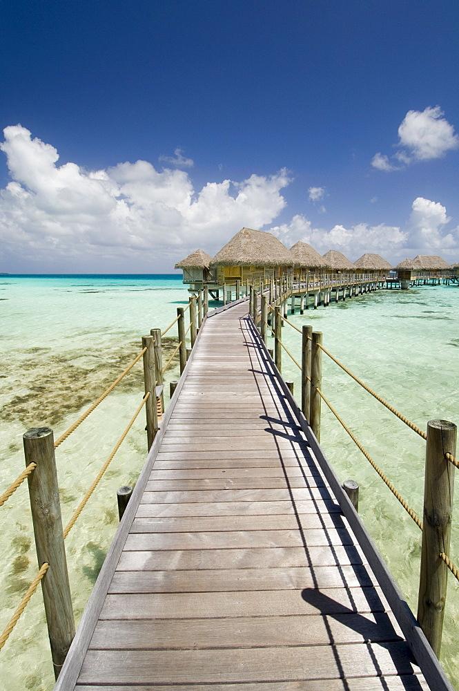 Pearl Beach Resort, Tikehau, Tuamotu Archipelago, French Polynesia, Pacific Islands, Pacific