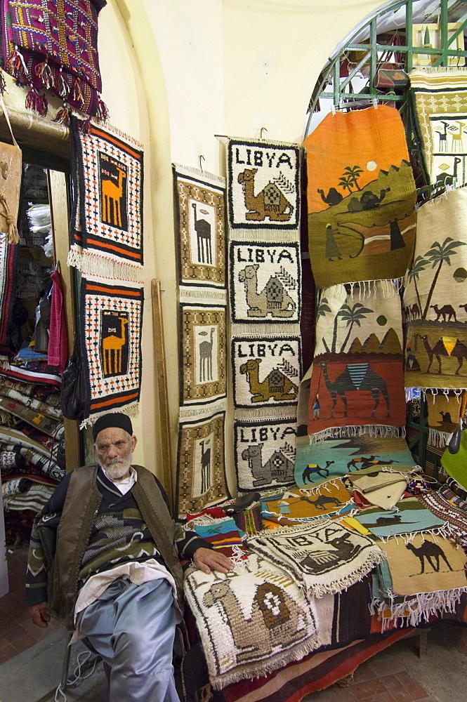 Souk, Tripoli, Tripolitania, Libya, North Africa, Africa