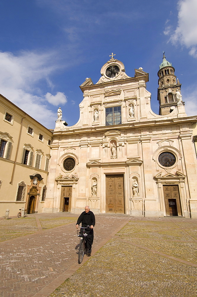 San Giovanni church, Parma, Emilia-Romagna, Italy, Europe
