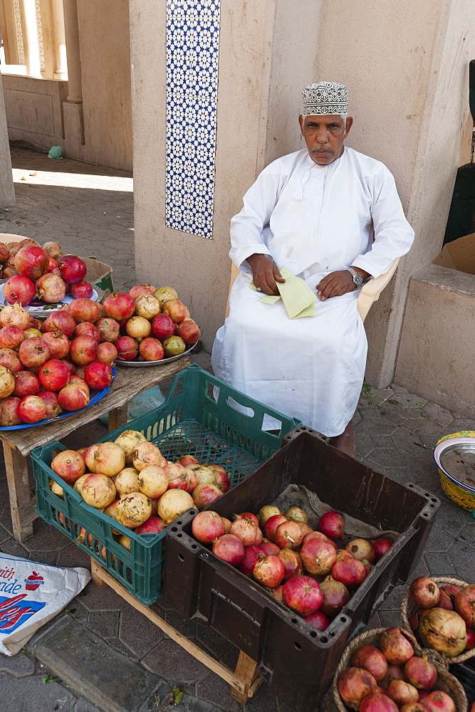 Souk, Nizwa, Oman, Middle East