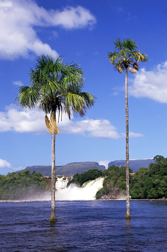 Canaima, Gran Sabana, Venezuela, South America