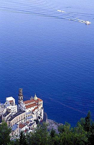 Cityscape, Atrani, Campania, Italy