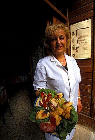 Apple salad, Sant'Agata de' Goti, Campania, Italy