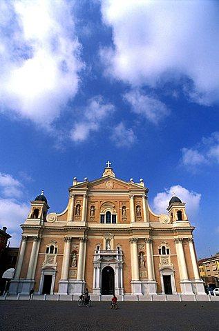 Cathedral, Carpi, Emilia Romagna, Italy