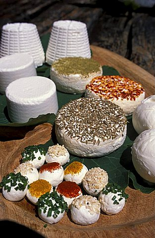 Goat's milk and cottage cheese, Italy