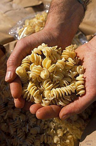 Pasta Latini, Osimo, Marche, Italy.