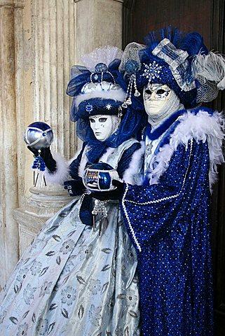 Carnival, Venice, Veneto, Italy