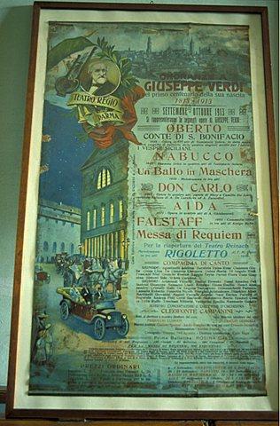 Villa Pallavicino, Busseto, Parma, Emilia Romagna, Italy
