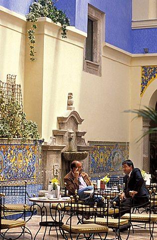 Melià hotel, Mérida, Extremadura region, Spain, Europe