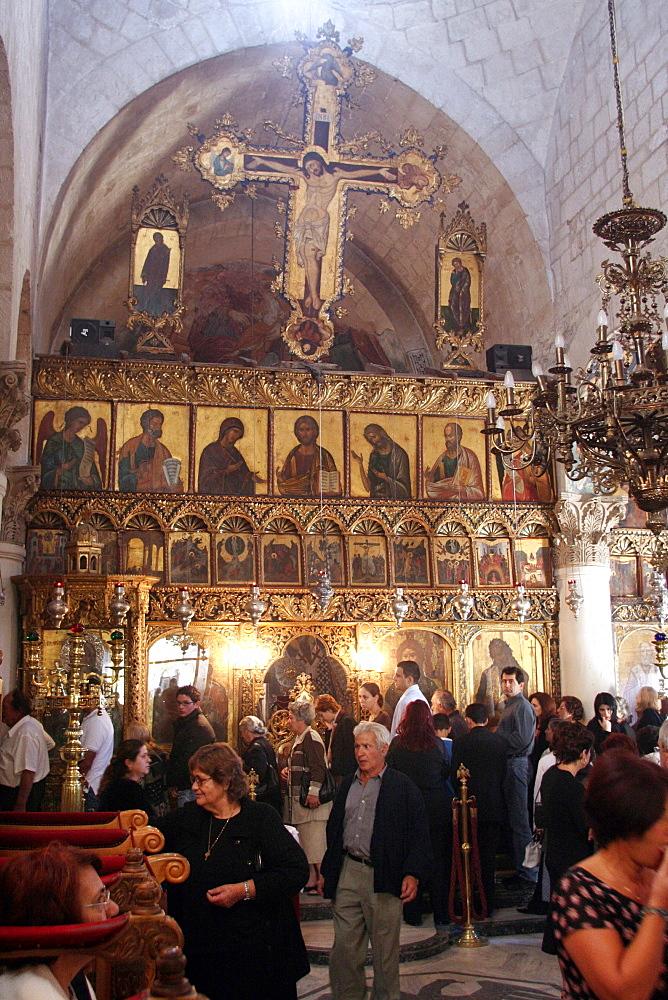 Agios Neofytos Monastery, Paphos, Cyprus Island, Greece, Europe