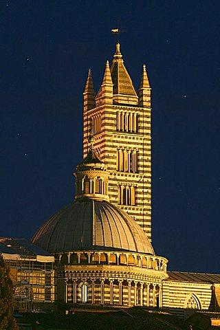 Cathedral, Siena, Tuscany, Italy