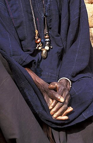 Dogon village of Iuko-Piri, Republic of Mali, West Africa, Africa