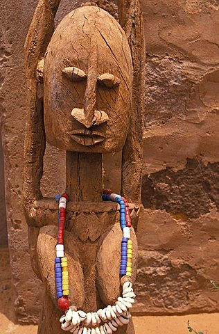 Handicrafts and souvenirs from Mali, Republic of Mali, West  Africa, Africa