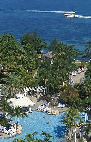 Renaissance hotel, Jamaica, Caribbean, West Indies, Central America