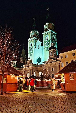 Cathedral, Bressanone, Trentino Alto Adige, Italy