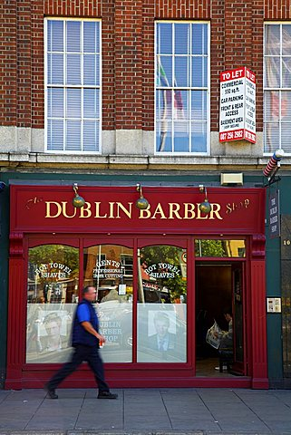 Storefront, Dublin, Ireland, Republic of Europe