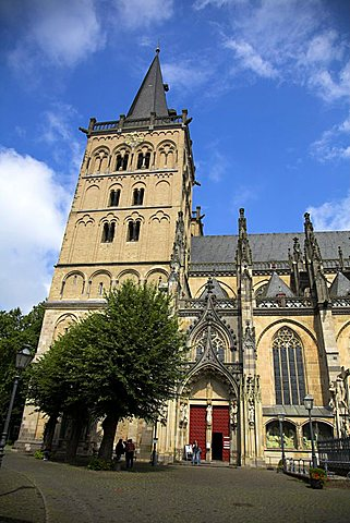 St. Victor's Cathedral, Xanten, Nordrhein-Westfalen, Germany, Europe