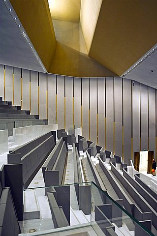 Campus Bocconi, Milan, Lombardy, Italy