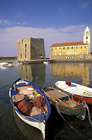 Acciaroli, Parco Nazionale del Cilento e Vallo di Diano, Salerno, Campania, Italy.