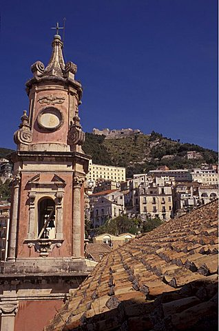 Sant'Annunziata church, Salerno, Campania, Italy