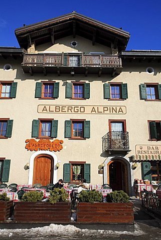 Albergo Alpina, Livigno, Lombardy, Italy