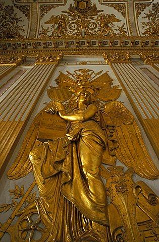Throne hall, Reggia di Caserta, Caserta, Campania, Italy