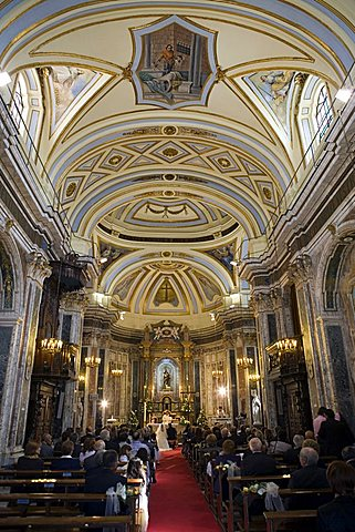 Wedding celebration, Foggia, Puglia, Italy