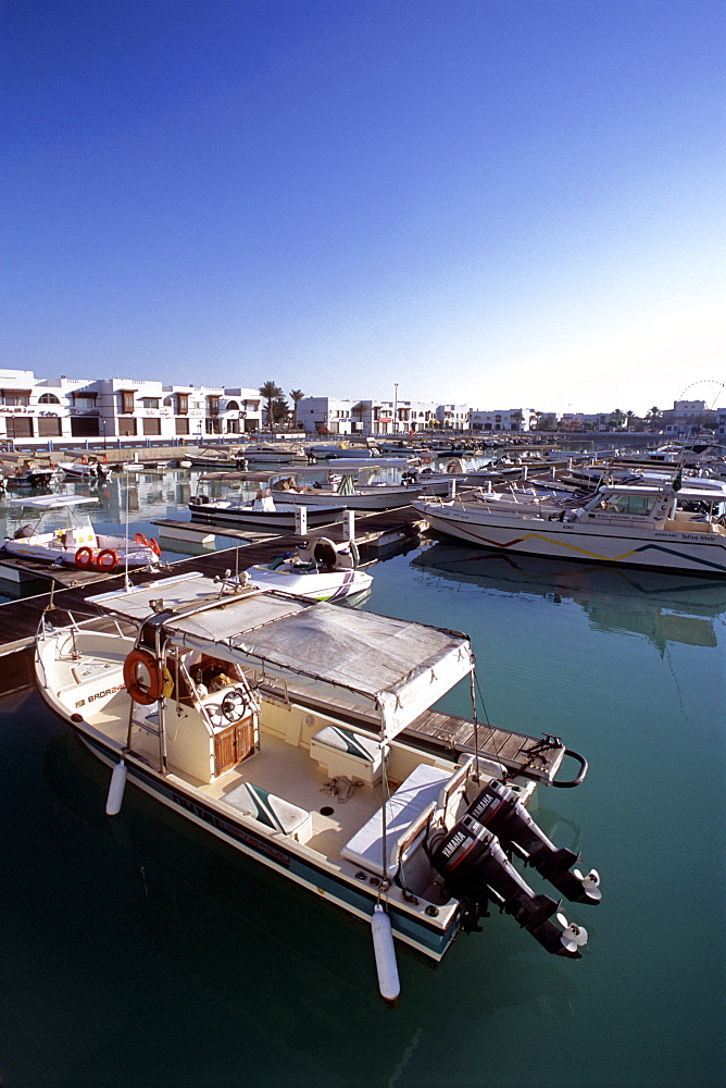 Tourist harbour, Jeddah, Saudi Arabia, Middle East
