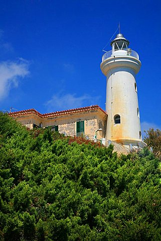 Lighthouse, Punta Campanella, Campania, Italy