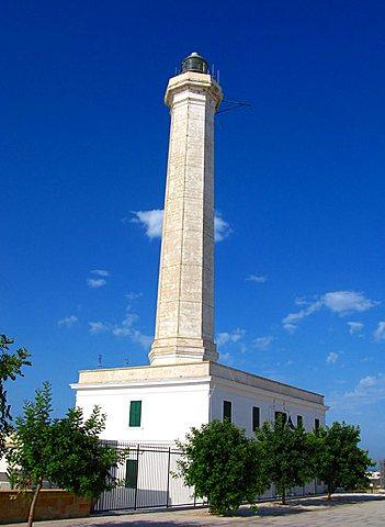 Lighthouse, Santa Maria di Leuca, Puglia, Italy