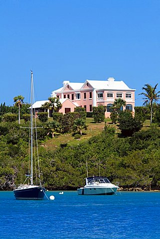 Bay, St. George's Town, Bermuda, Atlantic Ocean, Central America