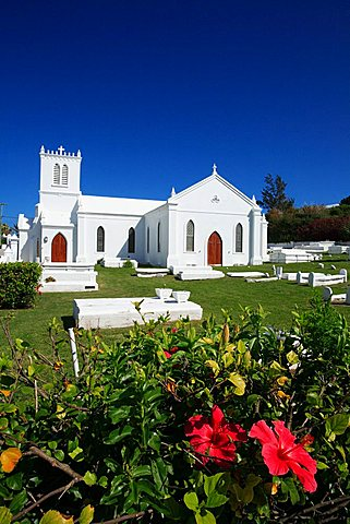 Church, Bermuda, Atlantic Ocean, Central America