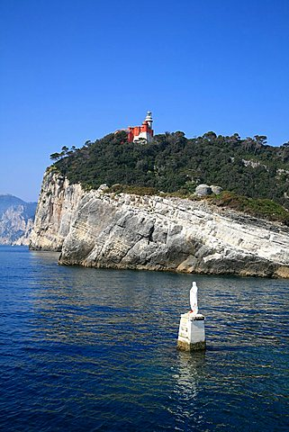 Foreshortening, Palmaria Island, Ligury, Italy