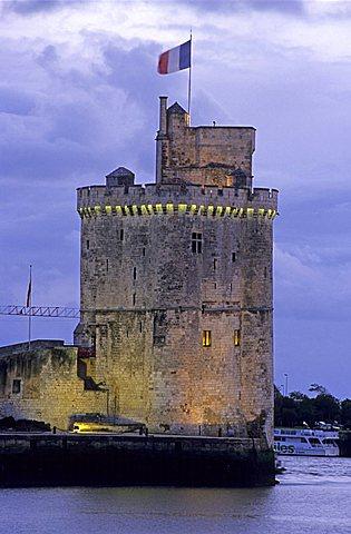 Tour Saint Nicolas, La Rochelle, France, Europe