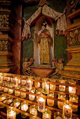 Mission San Xavier del Bac, Arizona, United States of America, North America