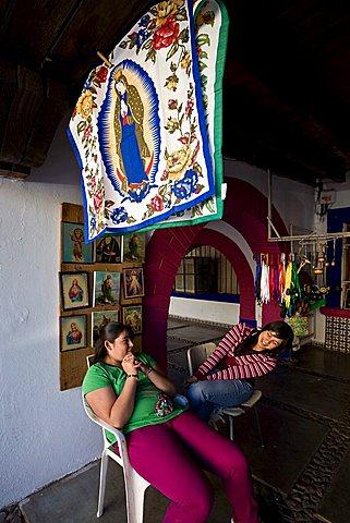 Foreshortening, Magdalena de Kino, Sonora State, Mexico, Central America