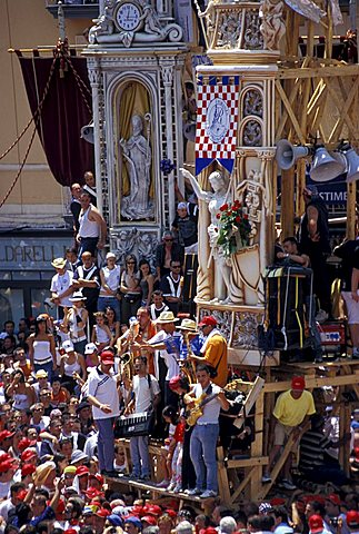 Festa dei Gigli, Nola, Campania, Italy