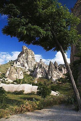 Ortahisar, Cappadocia, Turkey, Europe