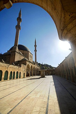 Halil Rahman Mosque, Urfa, Turkey, Europe