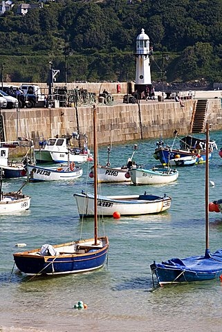 St.Ives, Cornwall, England, Great Britain