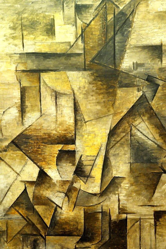 Pablo Picasso, Musee National d'Art Moderne, Centre Georges Pompidou, Beaubourg, Paris, Ile-de-France, France, Europe