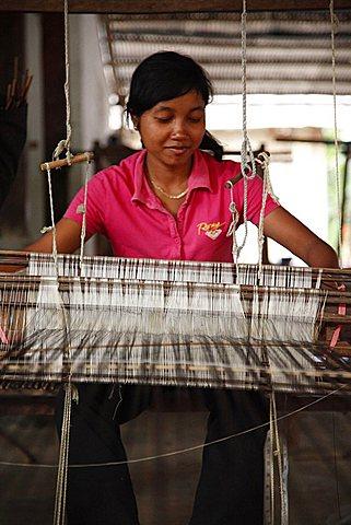 Woman of Cambodia, Ratanakiri, Cambodia, Southeast Asia