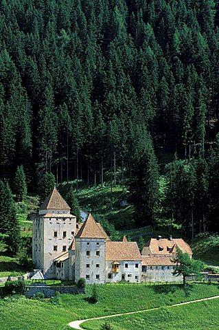 Castel Gardena, Santa Cristina Gardena, Alto Adige, Italy