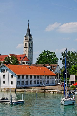 Friedrichshafen, Baden-Württemberg, Germany, Europe