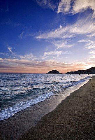 Maronti beach, Barano d'Ischia,Campania,Italy,Europe.