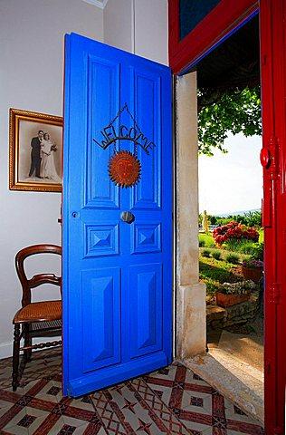 Hotel la Bastide de Voulonne, Cabrieres d'Avignon, Provence-Alpes-C¬?te d'Azur, France, Europe
