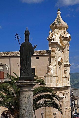 Cathedral, Vizzini, Sicily, Italy