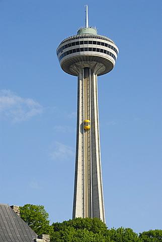 Skylon Tower, Niagara Falls, Ontario, Canada, North America